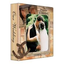 rustic wedding album wedding binders guest book wedding planner wedding photo album