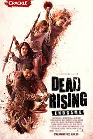 dead rising endgame 2 of 5 extra large movie poster image