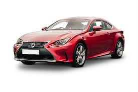 lexus red paint code new lexus rc coupe 300h 2 5 f sport 2 door cvt auto sunroof