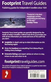 cádiz u0026 costa de la luz footprint focus footprint focus guide