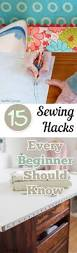Upholstery For Dummies 15 Sewing Hacks Every Beginner Should Know Sewing Hacks Sewing