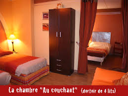 chambre a deux lits la boriette les chambres d hôtes