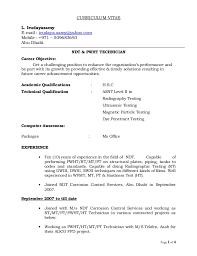 stunning ndt technician resume example pictures simple resume