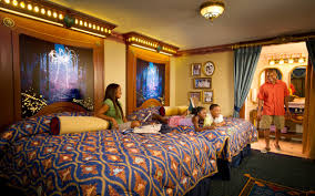 saratoga springs treehouse villa floor plan the best hotel for every possible disney world vacation travel