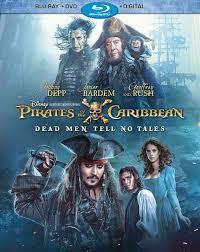 pirates of the caribbean dead men tell no tales includes digital