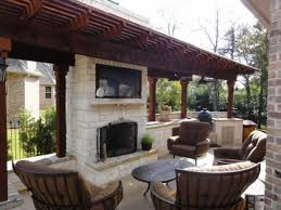 Cast Iron Outdoor Fireplace by Extraordinary Outdoor Kitchens Arlington Tx With Ikea Outdoor