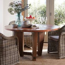 Copper Dining Room Tables by Round Copper Chalet Table Ftc C2p Native Trails