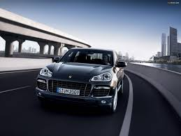Porsche Cayenne Turbo S - wallpapers of porsche cayenne turbo s 957 2008 u201310 porsche