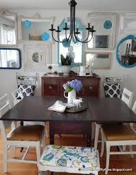Dining Room Decorating Ideas Photos - summer dining room tour u0026 boho doily bunting hometalk