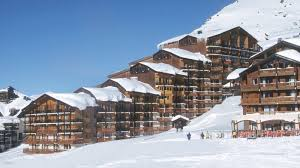 cheval blanc val thorens france ski holidays from topflight ie