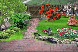Small Landscape Garden Ideas Small Backyard Garden Designs Small Backyard Designs For