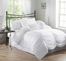 Ikea King Size Duvet Cover Bedroom Using White Duvet Cover Queen For Gorgeous Bedroom