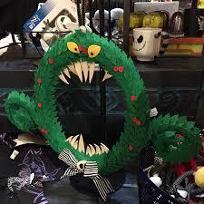 disney nightmare before christmas wreath popsugar home