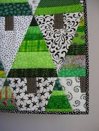 this would be cute if you did different appliques in the squares