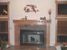 fireplace fireplace mantel and surround home design popular