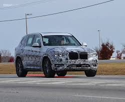 2018 bmw x3 to get a series of features from new bmw 5 and 7 series