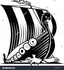 viking ship stock vector 109195502 shutterstock