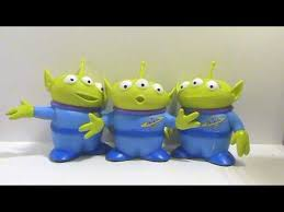 video review toy story collection 3 pack space aliens