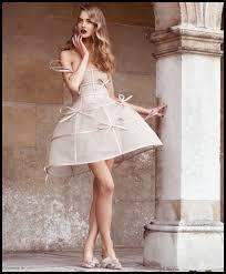 Winter Wedding Dresses 2011 Runway Inspired Wedding Bridezilla