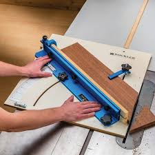 can you use a table saw as a jointer rockler table saw crosscut sled makes your table saw more versatile