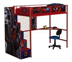 spiderman bunk bed bedroom furniture