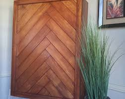 Wooden Jewelry Armoire Jewelry Armoire Etsy