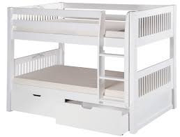bunk beds step 2 loft beds twin loft bed with stairs white