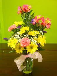 Cut Flower Garden by Small Vase In Perryville Mo Andrew U0027s Flower Garden