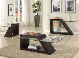 Glass Sofa Table Modern The Glass Sofa Table For Your Simple And Clean Living Room