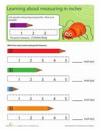 free math measurement worksheets mreichert kids worksheets