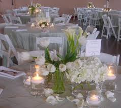 wedding decoration simple and chic wedding dining table