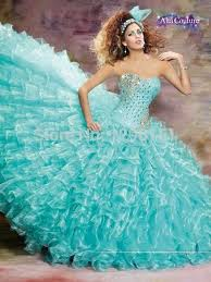quinceanera dresses 2016 2016 cheap turquoise quinceanera dresses ruffled organza