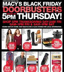 jcpenney open on thanksgiving macy u0027s black friday 2017 ads deals and sales