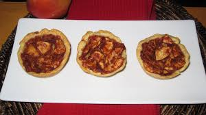 Have A Great Thanksgiving Day Portion Control Apple Pie Peanut Butter And Peppers