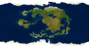 World Cloud Map by Avatar World Map Realistic By Vanja1995 On Deviantart