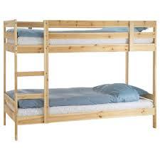 Mydal Bunk Bed Frame Home Design 81 Mesmerizing Pics Of Bunk Bedss
