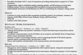 Virtual Assistant Resume Sample by Administrative Assistant Resume Example Sample Administrative