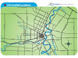 Winnipeg Canada Map by Cso Master Plan U2013 Water And Waste Public Engagement Projects