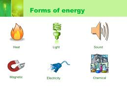 what type of energy is light energy