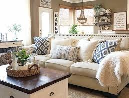 canapé style cagne chic 1001 idées de décoration pour votre salon cosy et beau
