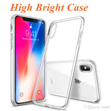 high bright for iphone x 8 7 6 plus ultra thin high