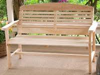 Cypress Outdoor Furniture by Choosing Durable Wood For A Garden Bench And Outdoor Furniture