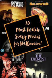 scariest movie to watch on halloween 1000 images about pelis on pinterest