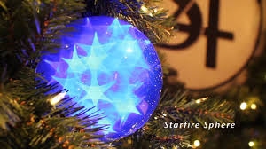 s4 lights battery operated led holographic starfire spheres