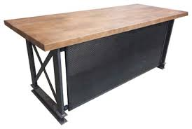 Houzz Office Desk Houzz Sofas 8 Iron Age Office The Industrial Carruca