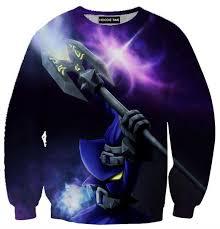 3d sweater league of legends veigar magic sweatshirt 3d clothing lol