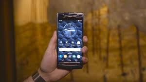 vertu phone vertu u0027s new signature touch phone wraps leather around titanium in