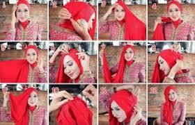 tutorial hijab resmi tutorial hijab 2016