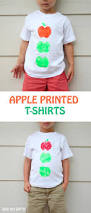 apple printed t shirt non toy gifts