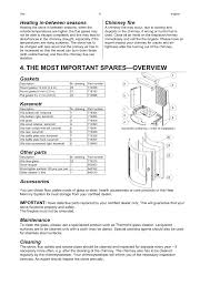 the most important spares u2014overview heating in between seasons